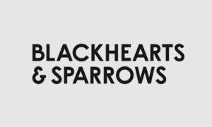 Black Heards and Sparrow